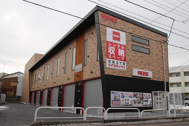 さいたま市桜区田島ライゼボックス [新築]